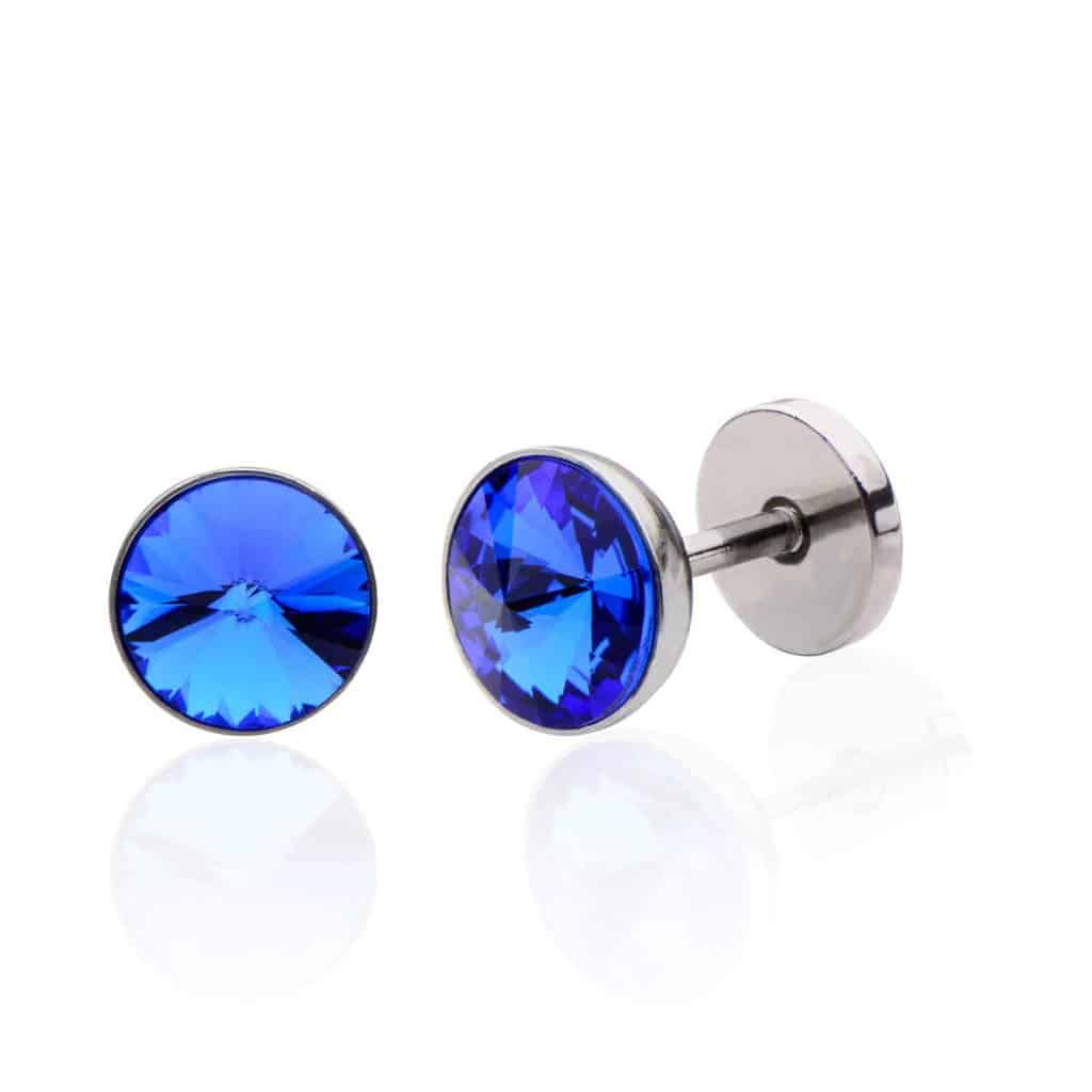Comfy-Earrings-Blue