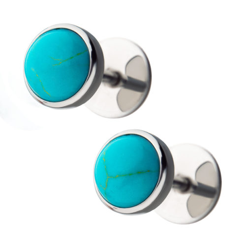 Turquoise ComfyEarrings main image